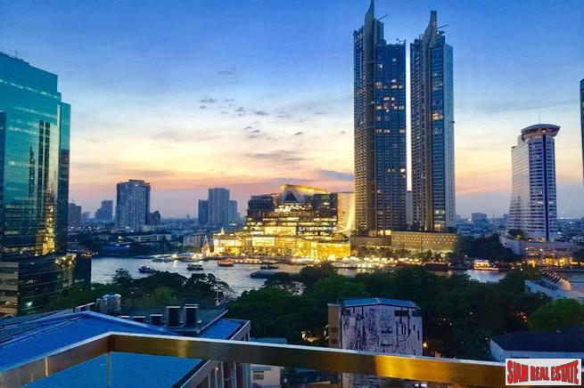 The Room Charoenkrung 30 | One Bedroom Condo  for Sale with Outstanding River Views