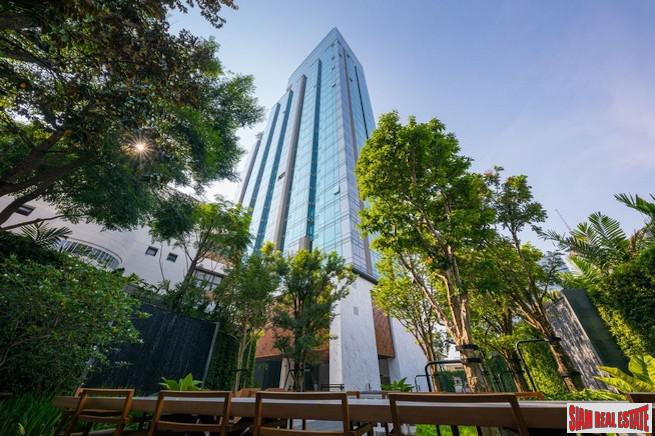The Bangkok Thonglor  |  One Bedroom Condo with Outstanding City Views for Sale in New Luxury Building