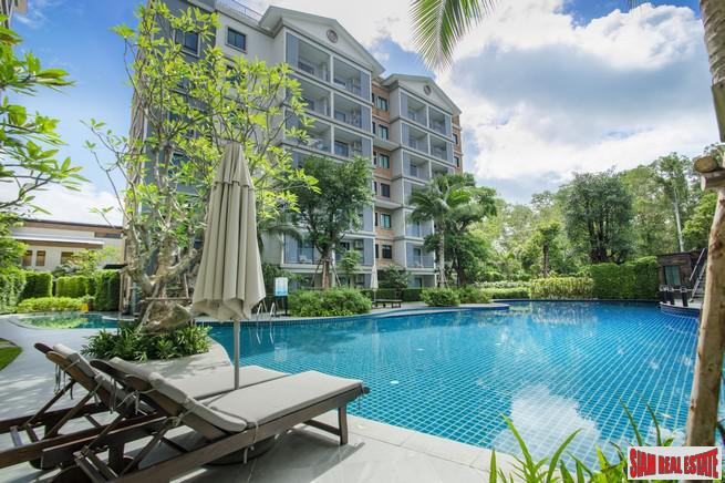 New Completed Development - Last Units Available - One & Two Bedrooms Near Nai Yang Beach - Act Now Before They Are All Sold!