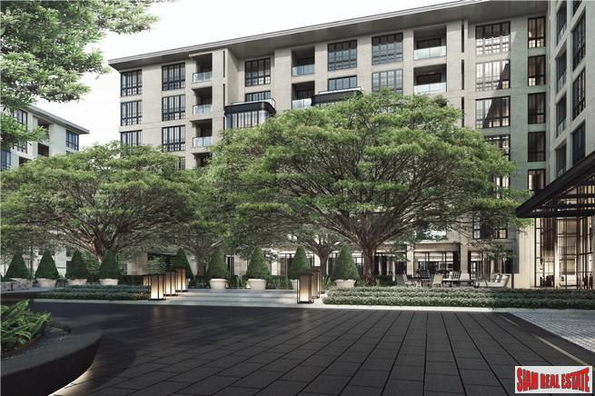 The Reserve Sukhumvit 61 | Large Two Bedroom Condo for Sale in Newly Built Low Rise -  Steps to BTS Ekkamai