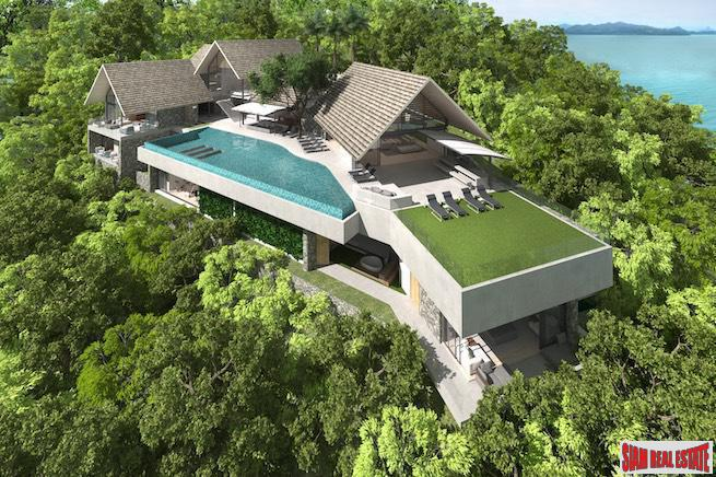 Exclusive Luxury Ocean Front Villas 15