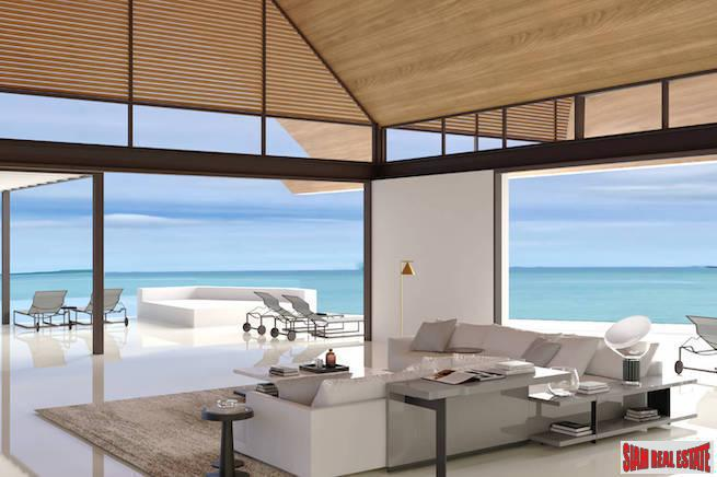 Exclusive Luxury Ocean Front Villas 3