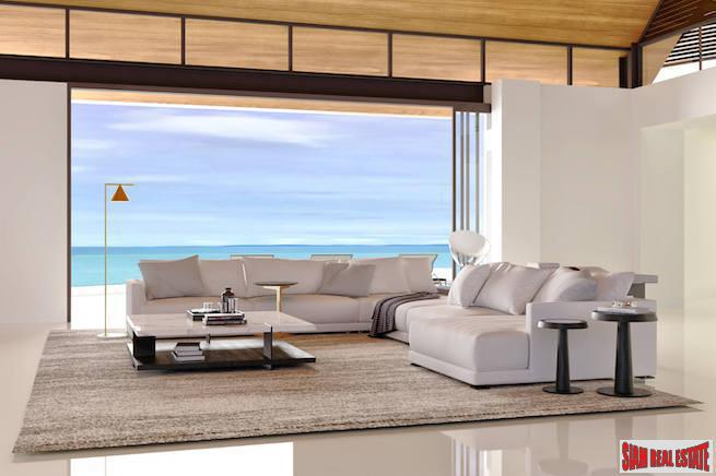 Exclusive Luxury Ocean Front Villas 4