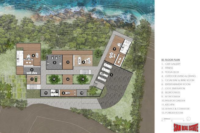 Exclusive Luxury Ocean Front Villas 8