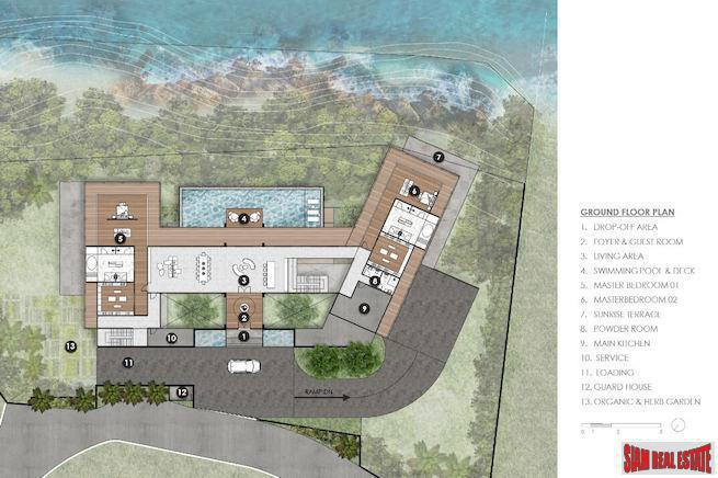 Exclusive Luxury Ocean Front Villas 9
