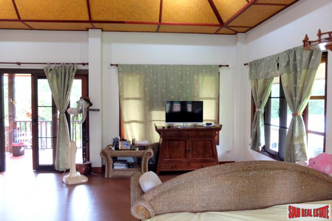 House for Sale in Mae Taeng Khi Lek, Chiang Mai.