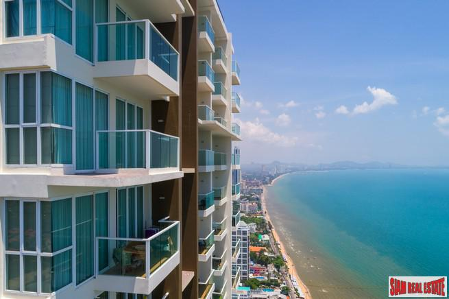 Cetus Beachfront Condominium | Panoramic Sea Views from this 25th Floor One Bedroom Condo for Sale
