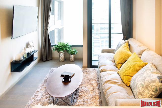 The Esse Asoke | Luxury City View Condos in the Heart of Bangkok