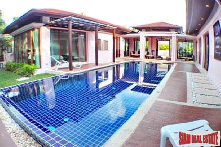 Secluded Luxury Three Bedroom Pool Villa for Rent in Koh Kaew, Phuket