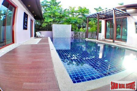 Secluded Luxury Three Bedroom Pool 6