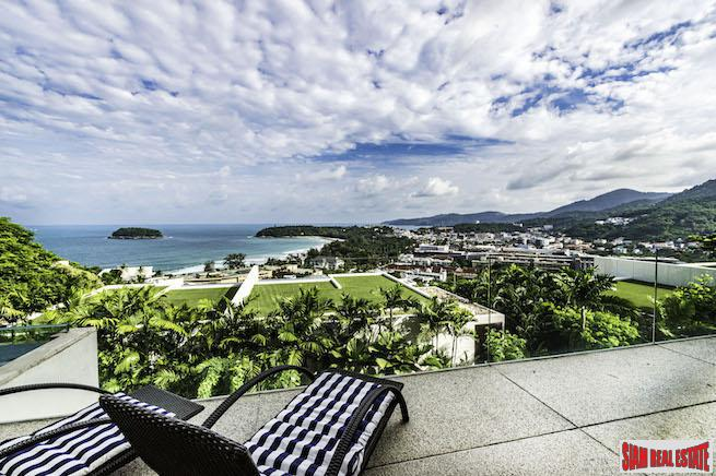 The Heights Kata Beach | Stunning Sea Views from this Three Bedroom Condo for Sale