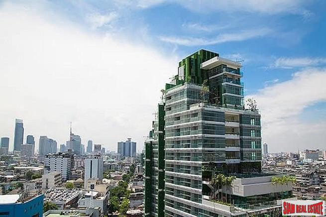 Vertiq Rama 4 | Two Bedroom Condo for Sale Located in a High Demand Sam Yan Residential Area