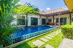 The Niche | Modern Three Bedroom Pool Villa with Detached Pool Suite Five Minutes from Nai Harn Beach