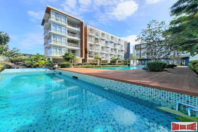 Peaceful One Bedroom Condo for Sale with Pool Views and Walk to the Beach in Nong Thaley, Krabi