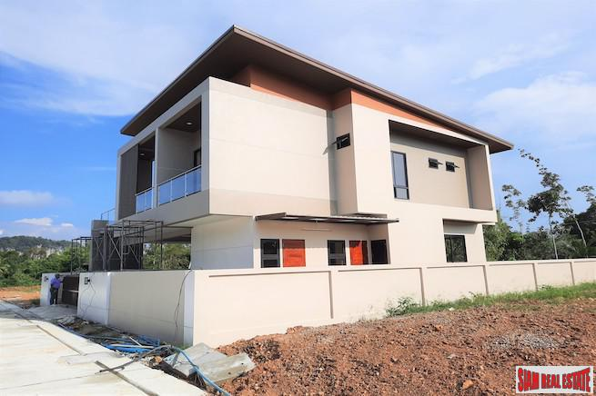 Newly Built Three Bedroom, Two Storey House for Sale in a Sai Thai Gated Community