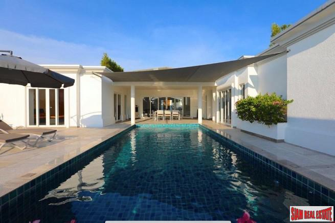 Siam Royal View Village | Exclusive Five Bedroom House with Stunning Sea Views for Sale in East Pattaya