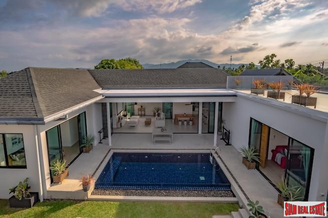 Chalanda Villa | Sunny Modern Four Bedroom Private Pool Villa for Sale in Layan
