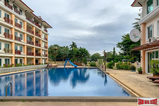 Palm Breeze Resort | Cozy One Bedroom Condo Recently Renovated for Sale in Nai Harn