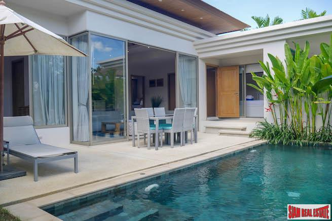 Trichada Villas Phase 1 | Lovely & Quiet Three Bedroom Pool Villa for Sale in Cherng Talay