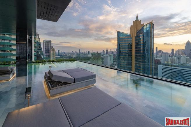 Celes Asoke | Luxury One Bedroom Condo for Rent in Prime Asoke Location