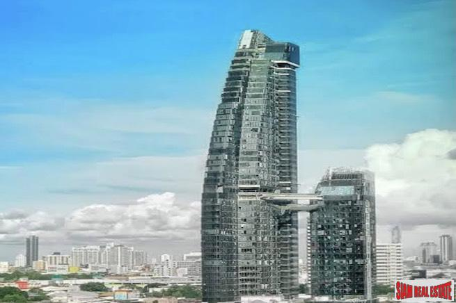 Ideo Q Sukhumvit 36 | Beautiful One Bedroom Thong Lo Condo for Rent with Unblocked City Views