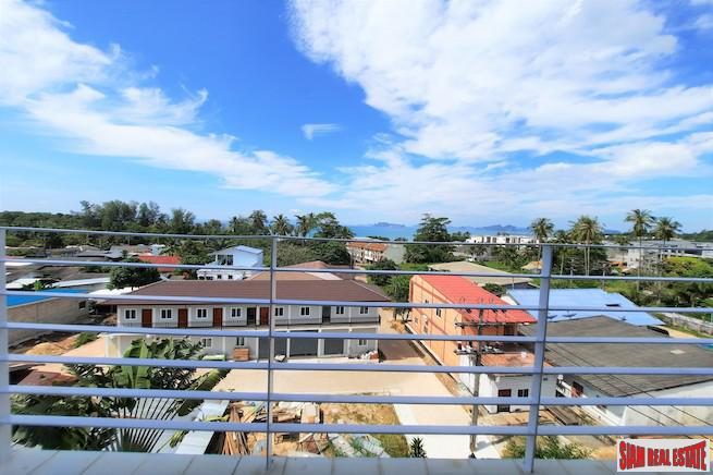 Sea, Sunset & Pool Views from this Two Bedroom Modern Condominium for Sale in Nong Thale, Krabi