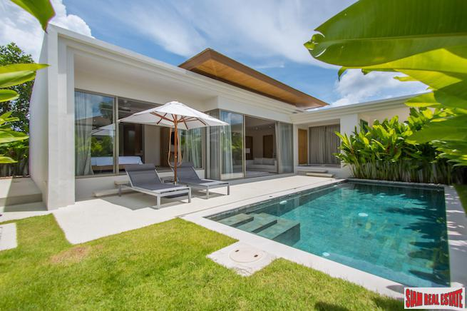 The Trichada | Luxurious Three Bedroom Private Pool Villa for Sale in Bang Tao