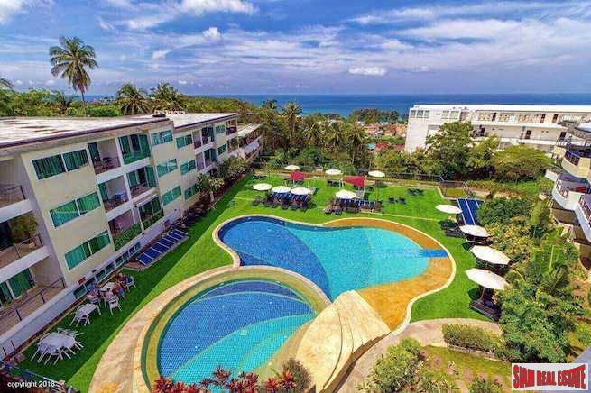 Karon Butterfly | Spacious Two Bedroom Condo offered Foreign Freehold in Karon