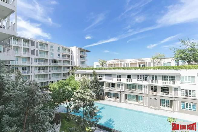 Autumn Huahin | 2 Bed Condo on 4th Floor at this High Quality Resort Condo developed by Sansiri opposite Sea Pines Golf Club next to Khao Takiab Beach, Hua Hin