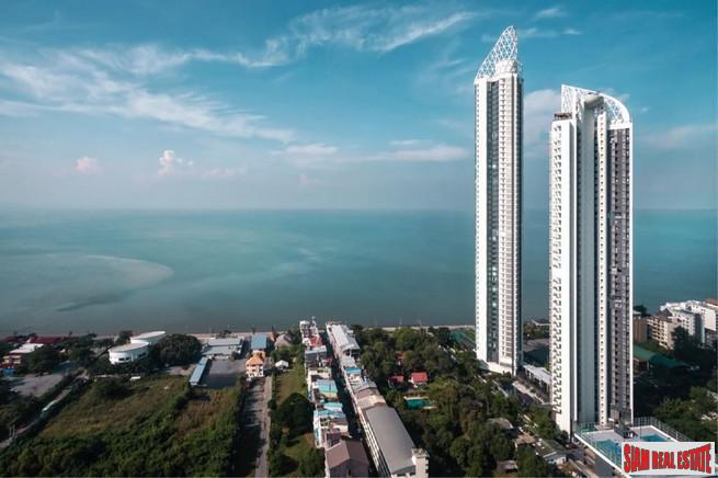 Reflection Condo | Luxury Living & Sea Views from this Three Bedroom Condo for Sale in Jomtien