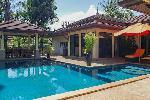 Sea Breeze Villas | Sunny & Bright Three Bedroom Pool Villa for Rent on Quiet Kamala Cul-de-sac