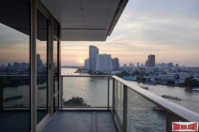 Four Seasons Private Residences Bangkok at Chao Phraya River - One of the Last Remaining 4 Beds Offering the Most Premium River View