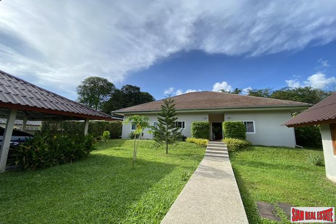 Bright & Sunny Three Bedroom Home with Swimming Pool for Sale in Khao Lak