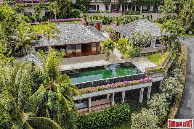 Andara Pool Villa | Four Bedroom Super Pool Villa with Amazing Sea Views for Sale in Kamala