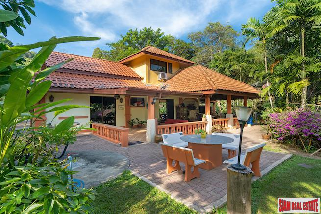 Newly Renovated Three Bedroom House for Sale on the Lake in Layan