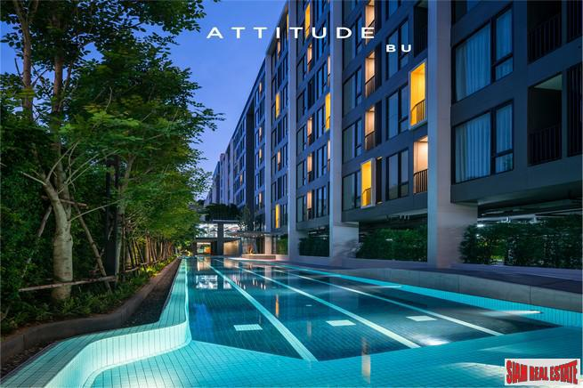Newly Completed Low-Rise Condo with Great Facilities Opposite Bangkok University Rangsit, Pathum Thani - Guaranteed Rental Return of 5% - 1 Bed Plus Units