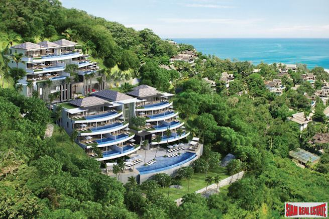 Andamaya Surin | One Bedroom with Sea Views of the Andaman Sea for Rent