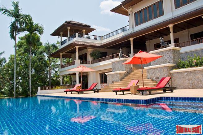 Lakewood Hills Estate | Exceptional Sea View Villa with Private Pool and Many Extras for Rent