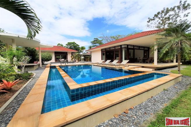 Lovely Three Bedroom Single Storey House for Sale in Nong Thaley with Private Pool and Nice Mountain Views