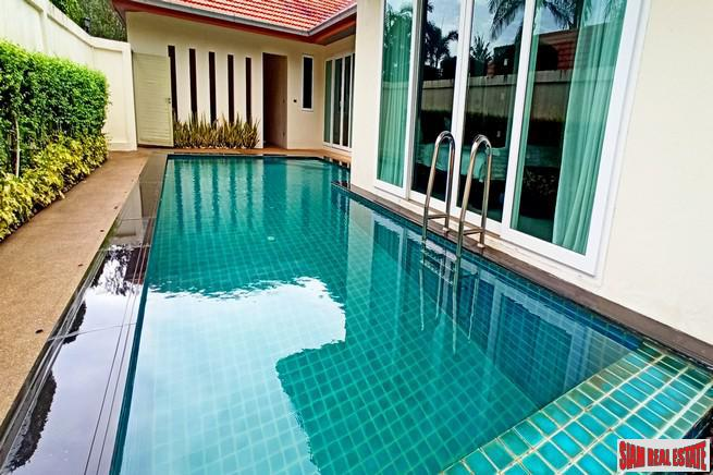 Whispering Palms Pattaya | Four Bedroom Pool Villa for Sale in East Pattaya - Reduced Price!