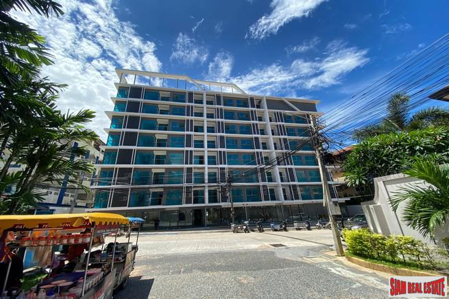 New Low-rise Development Near Pratamanak Hill - One Bedrooms Available