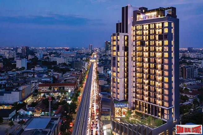 Newly Completed Luxury High-Rise Condo next to BTS Ratchayothin - Studio Unit