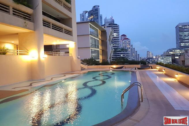 City Lakes Tower | Unique Four Bedroom with City & Lake Views for Sale Minutes from  BTS Asoke