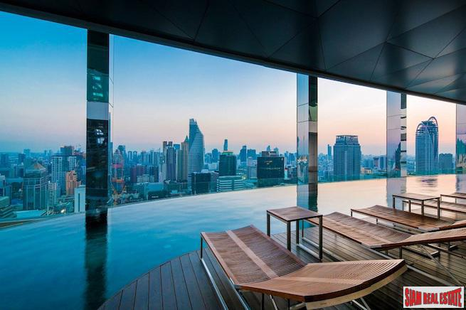 Q Chidlom Petchaburi | Sunny One Bedroom with City Views for Sale on 29th Floor