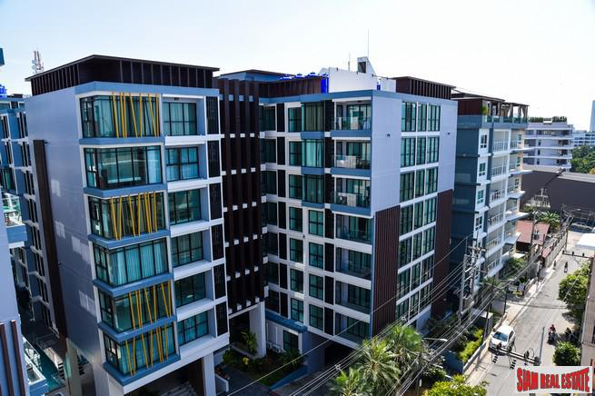 New One Bedroom Condos for Sale in a Convenient Nong Prue Location