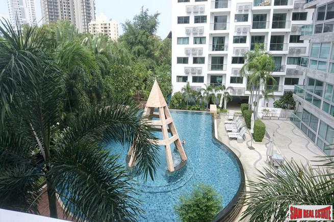 Club Royal Condo | Big Open Studio with Green Views for Sale in Naklua, Pattaya