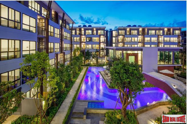 Newly Completed Quality Low-Rise Condos at Mahidol, Muang Chiang Mai - Studio Units