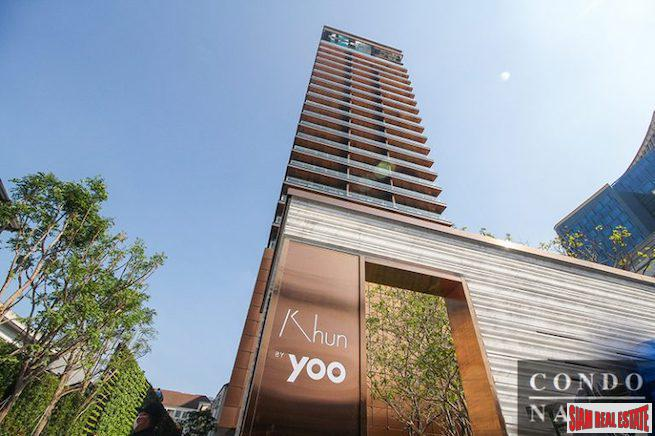 Khun by Yoo | Well Designed One Bedroom Condo for Rent in the Heart of Thong Lo