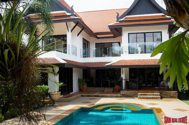 Laguna Homes | Lakefront Luxury Four Bedroom House for Sale in Bang Tao