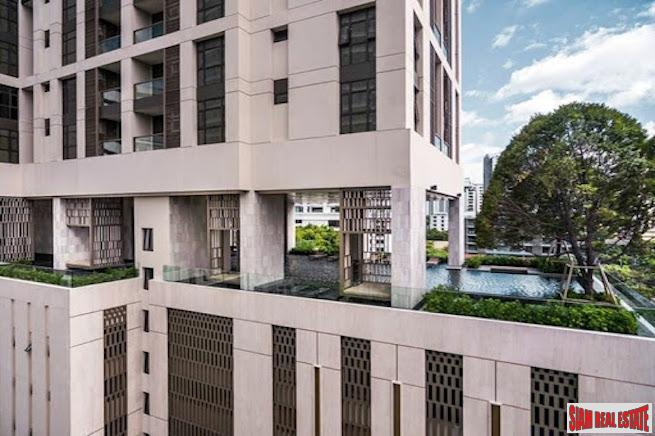 The XXXIX by Sansiri  | Private Two Bedroom Condo for Rent  Near Benjasiri Park and BTS Phrom Phong